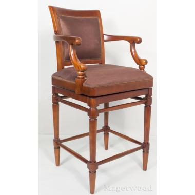 HPBC-M Барный стул вращающийся 52х48х114