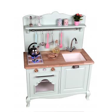 Детская кухня M с функцией ГАЗ, Нежная мята