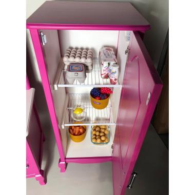 Детский холодильник Пурпурная малина, размер L