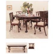 DTE-03/330 обеденный стол 230(+50+50) x 120 x 80